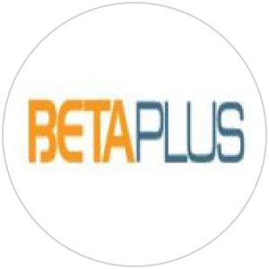 Beta Plus Logo